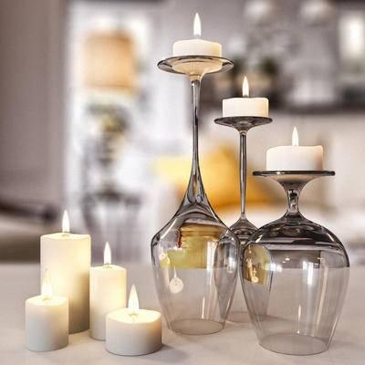 现代, 装饰灯, 台灯