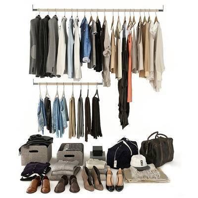 2000套国外模型, 现代, 服装, 服饰