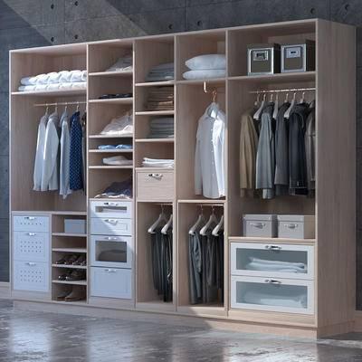 现代, 衣柜