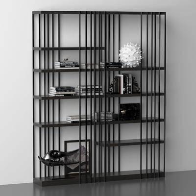 现代, 装饰柜架, 置物架