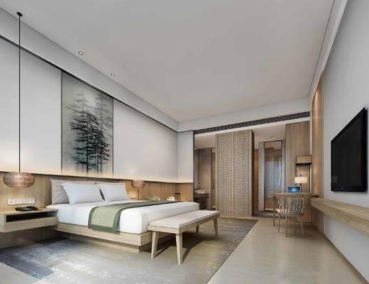 现代, 套房, 酒店套房