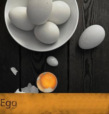 2000套国外模型, 现代, 鸡蛋, 食物