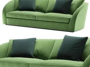荷兰Eichholtz双人沙发
