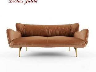 荷兰Leolux后现代双人沙发