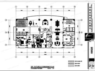 郑中(CCD)--福建省石狮市绿岛国际酒店改扩建工程精装修竣工图