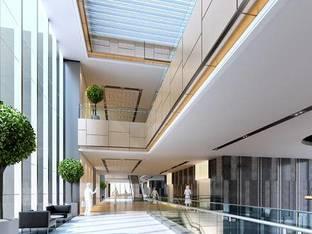 阶梯教室外共享空间3D模型