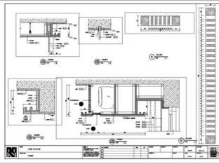 高文安-广州领馆B3复式户型施工图
