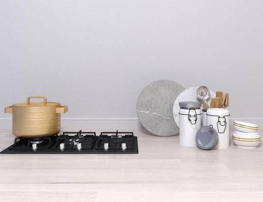 厨房用品, 现代厨具, 厨具