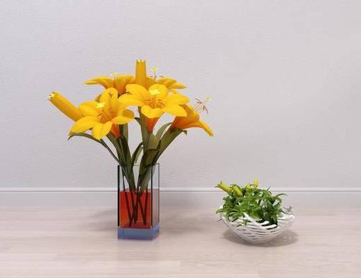 现代花瓶, 花瓶