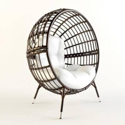 现代椅子, 现代简约, 休闲椅