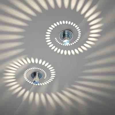 国外模型, 射灯, 现代, 灯饰