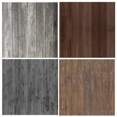 漆木, 木纹, 贴图