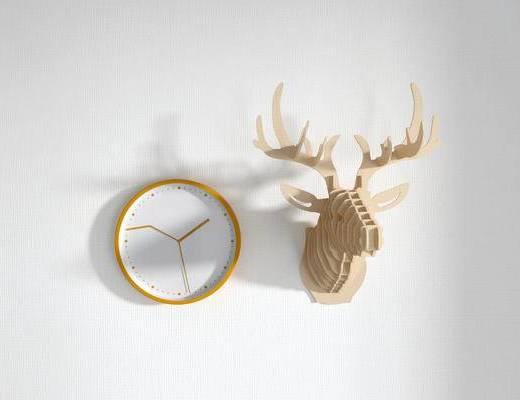 北欧钟表, 钟表