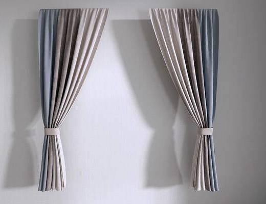 北欧窗帘, 窗帘