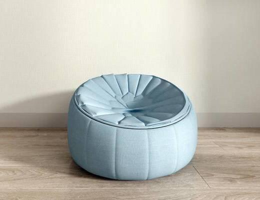 北欧沙发凳, 沙发凳