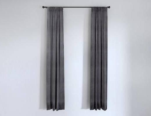 现代窗帘, 窗帘
