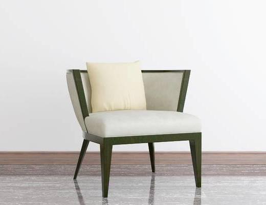 中式单椅, 单椅