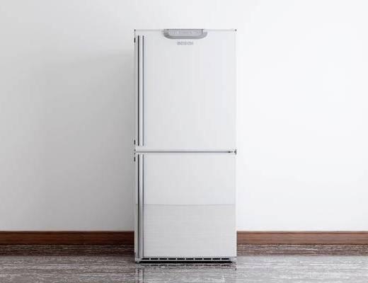 新中式冰箱, 冰箱