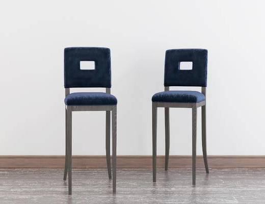 新中式吧椅, 吧椅