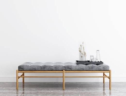 现代沙发凳, 沙发凳, 沙发脚踏