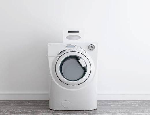 现代洗衣机, 洗衣机
