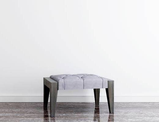 后现代沙发凳, 沙发凳, 沙发脚踏