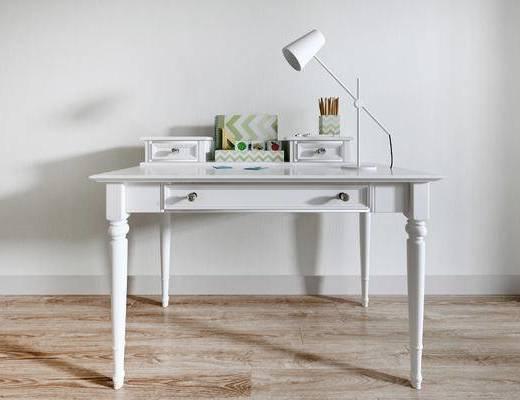 北歐桌子, 書桌, 桌子
