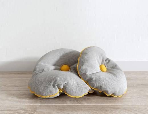 现代抱枕, 抱枕