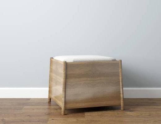 新中式凳子, 凳子