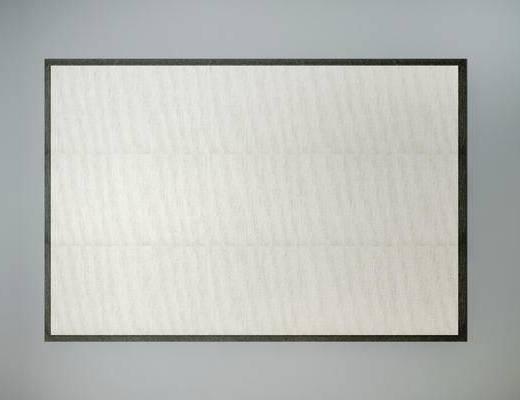 中式地毯, 地毯, 方形地毯