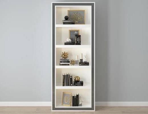 现代柜子, 柜子, 装饰柜架, 装饰柜