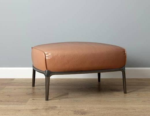 现代沙发凳, 沙发凳