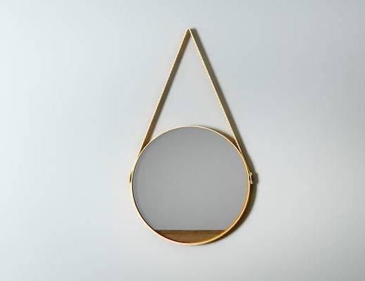 现代镜子, 镜子