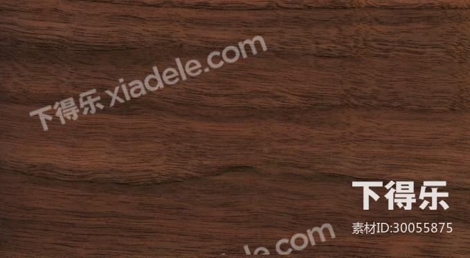 木-黑胡桃 木纹