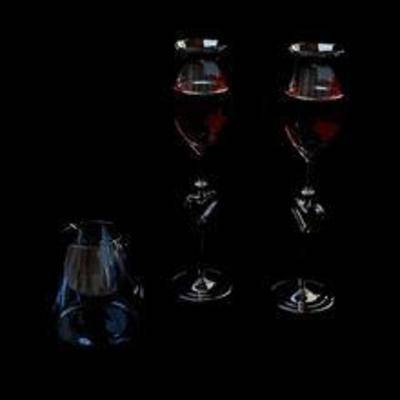 酒杯, 现代