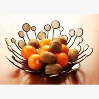 水果, 现代, 橘子, 猕猴桃