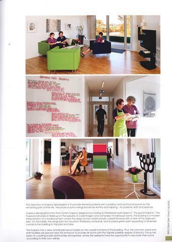 世界当代养老院与老年公寓设计