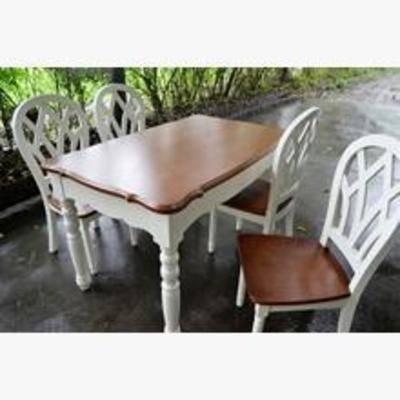 椅子, 桌椅, 桌子, 簡歐餐桌椅, 田園餐桌椅, 簡歐