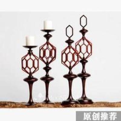 新古典, 装饰台, 台灯, 灯具