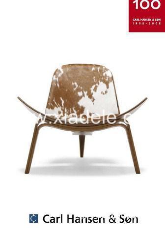 北欧现代丹麦家具餐桌椅子图册7本合集 设计书籍,软装