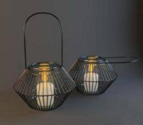 后现代, 灯具
