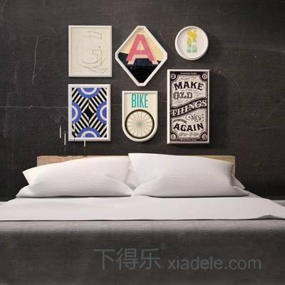 工业风, 床具, 床, loft床