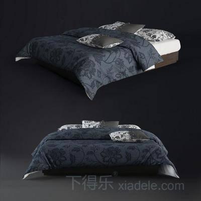 美式床, 简约床, 床具