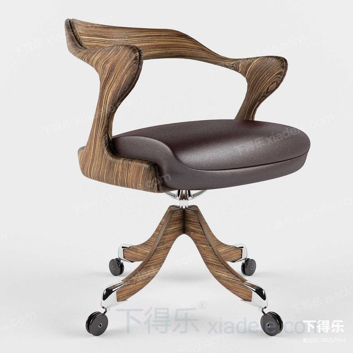 单体)办公椅子2
