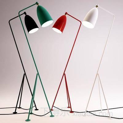 落地灯设计, 创意落地灯, 木质灯饰, 创意灯饰, 照明灯饰, 现代, 台灯