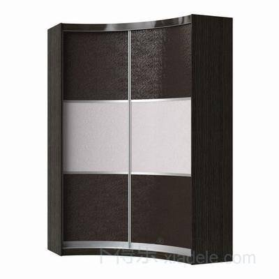 衣柜设计, 原木衣柜, 衣柜, 转角衣柜, 简约, 现代简约, 现代衣柜