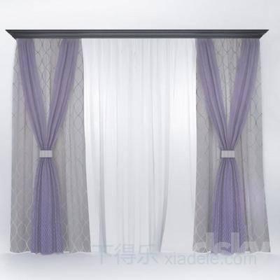 现代窗帘, 米黄色, 百叶窗帘, 帆布, 蕾丝, 窗帘