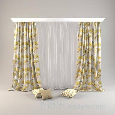 现代窗帘, 百叶窗帘, 帆布, 窗帘