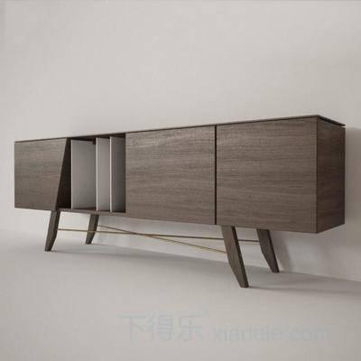 柜子, 现代, 简约, 电视柜