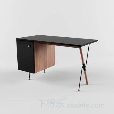现代简约, 现代办公桌, 办公桌, 简约办公桌